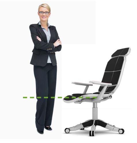 Kriteria Kursi Kantor Nyaman