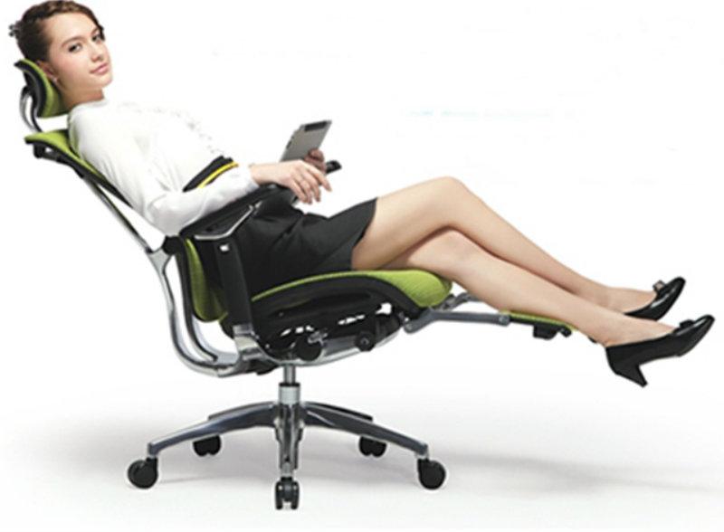 Sandaran kursi kantor