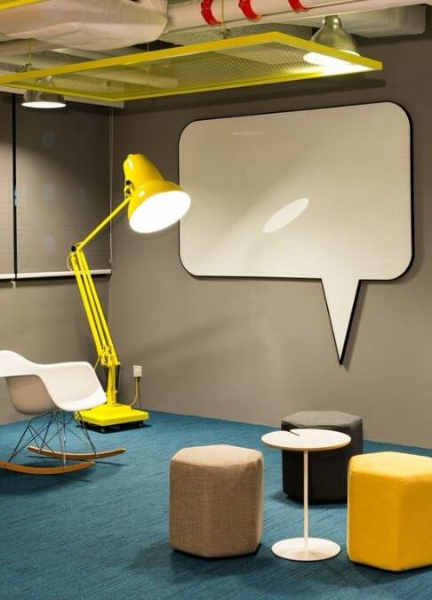 Ruang Meeting Indoor berkonsep seperti Ruangannya Sendiri
