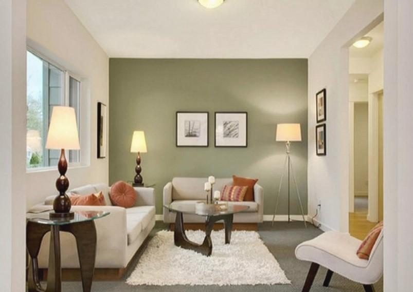 Warna Pastel Lembut untuk Kesan Harmonis Pada Ruang Keluarga
