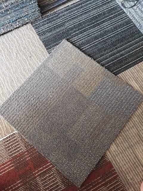 Masalah karpet