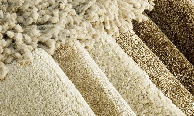 Karpet berbahan dasar wol